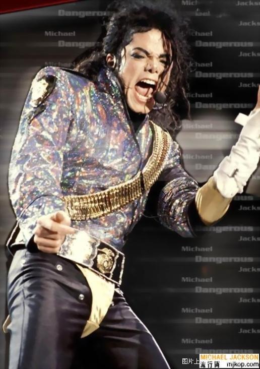迈克尔杰克逊