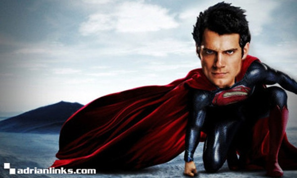 超人钢铁之躯