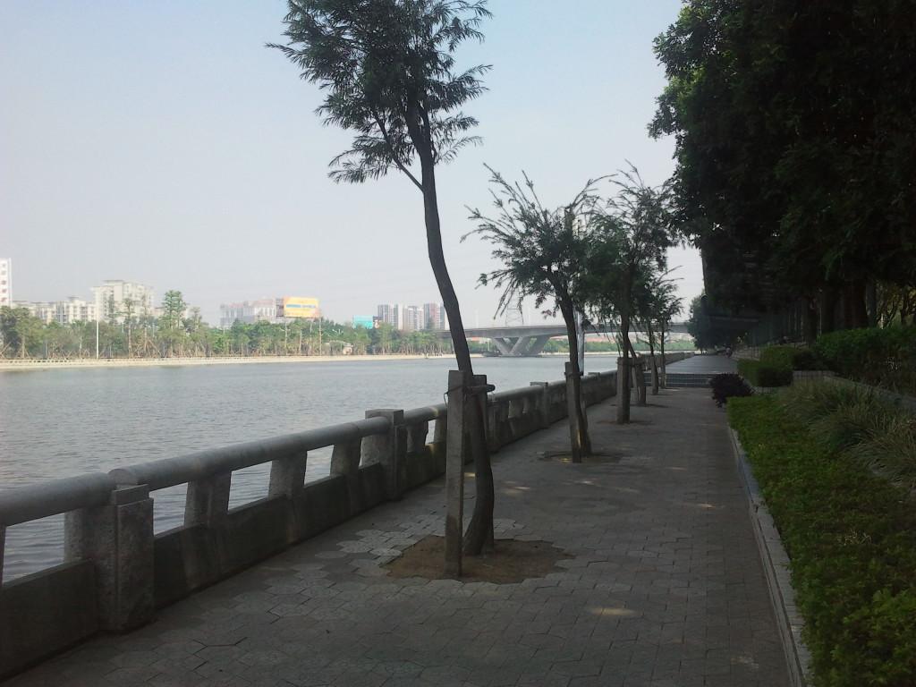 清溪路风景